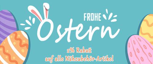 Ostern-Rabatt Kurzwaren